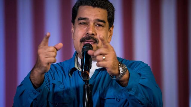 Parlamento Europeu defende alargamento de sanções a Nicolás Maduro