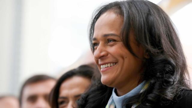Isabel dos Santos avança para tribunal contra presidente João Lourenço