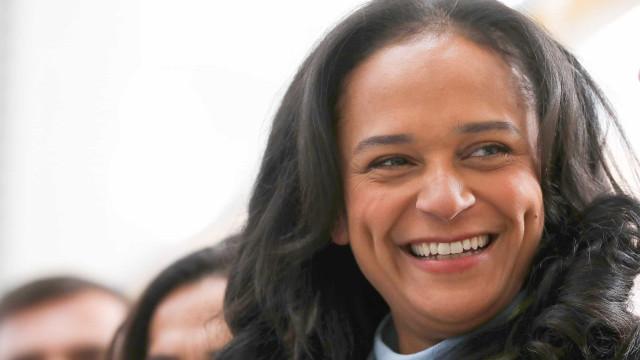 Empresa associada a Isabel dos Santos fora de obra de milhões em Angola