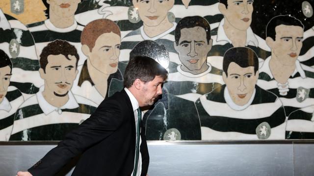 Bruno de Carvalho assinala cinco anos de mandato com inauguração de loja