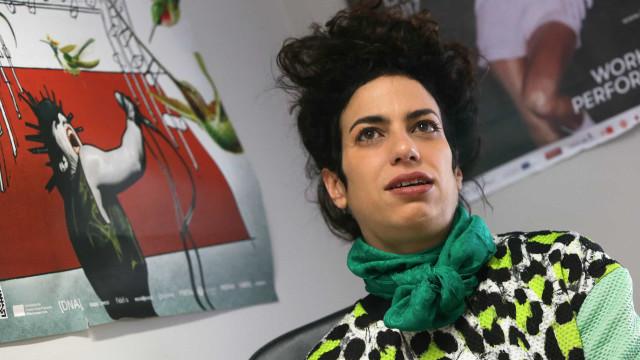 Transgressão na dança de Marlene Monteiro Freitas premiada em Veneza
