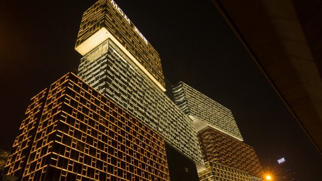 Casinos de Macau com receitas de 2,83 mil milhões de euros em agosto