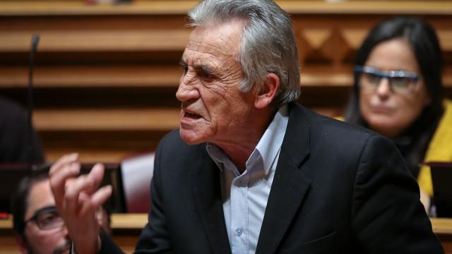 """Jerónimo alerta para """"revolução 4.0"""" e penalização de pensões"""
