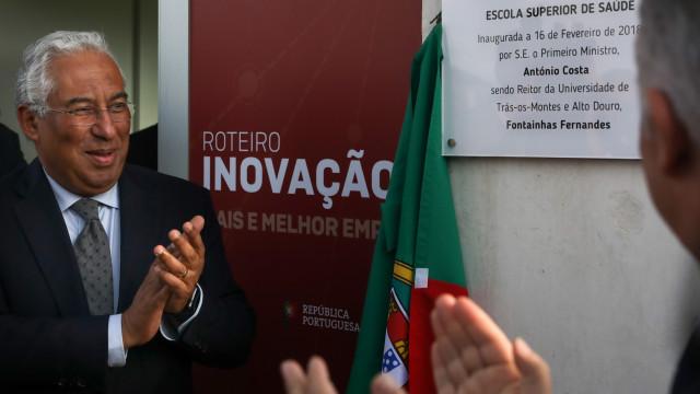 """""""Inovação é mesmo motor do desenvolvimento"""", diz Costa"""