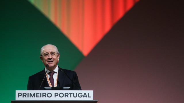 """Rui Rio: """"Governar não é só distribuir simpatias e conceder direitos"""""""