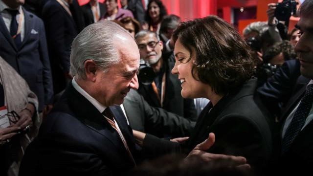 """Assunção Cristas valoriza """"boa convergência de pensamento"""" com Rui Rio"""