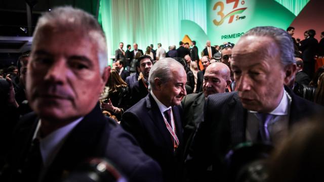 Congresso do PSD marcado por Montenegro e vaias a Elina Fraga
