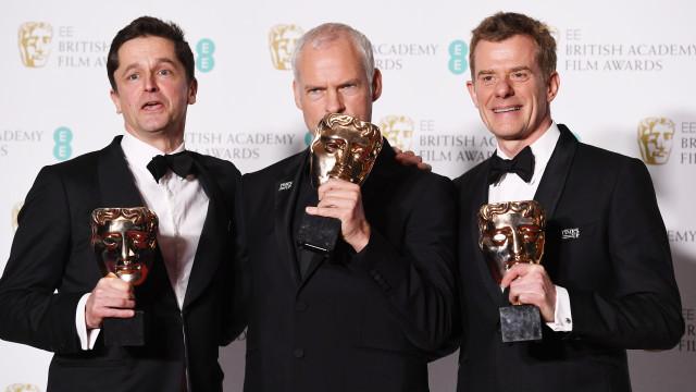 'Três cartazes à beira da estrada' vence melhor filme britânico nos BAFTA