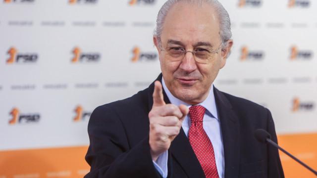 """Rio acredita em vitória nas europeias e desvaloriza """"marketing"""" do CDS"""
