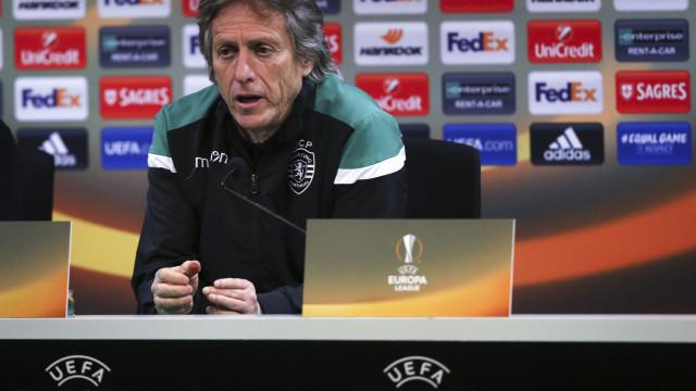 Jorge Jesus confirma acordo com o Benfica