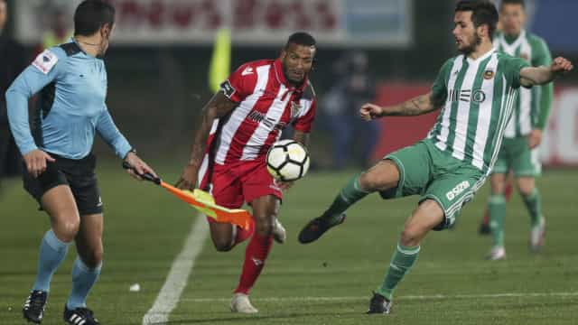 Rio Ave e Desportivo das Aves empatam a zero na abertura da jornada
