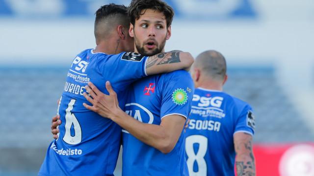 Belenenses soma segundo triunfo consecutivo ao bater Feirense