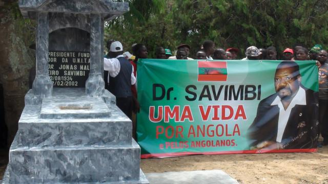 Após 16 anos, ainda se pergunta se corpo de Savimbi está em Luena