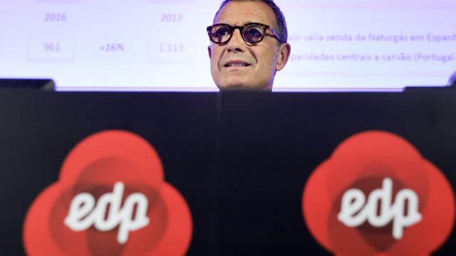 António Mexia prepara-se para iniciar hoje quinto mandato à frente da EDP