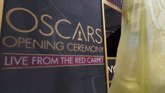 Os Óscares chegam aos 90 com cerimónia marcada para hoje