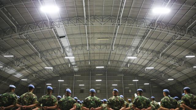 """Militares em missão na RCA são """"orgulho para Portugal"""""""