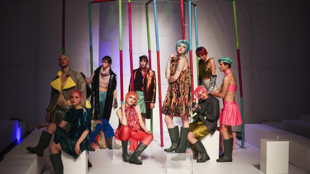 'Passerelle' foi discoteca para apresentação da coleção da Morecco