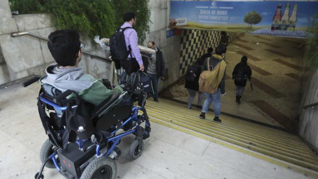 """Estado """"não cumpre quota"""" imposta para integração de deficientes"""