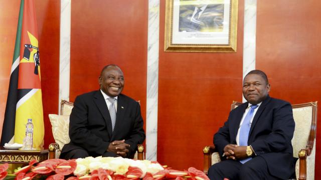 Moçambique e África do Sul querem reforçar cooperação económica