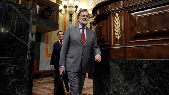 Mariano Rajoy diz que respeita as decisões judiciais alemãs