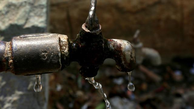 Faturas da água com informação dos litros consumidos a partir de janeiro