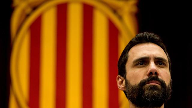 Jordi Sànchez novamente proposto como candidato por Roger Torrent