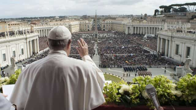 Papa apela à paz na Síria e na Terra Santa e encoraja diálogo das Coreias