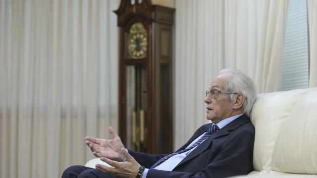 """Rússia entende que Portugal não tenha tomado """"decisões finais"""""""