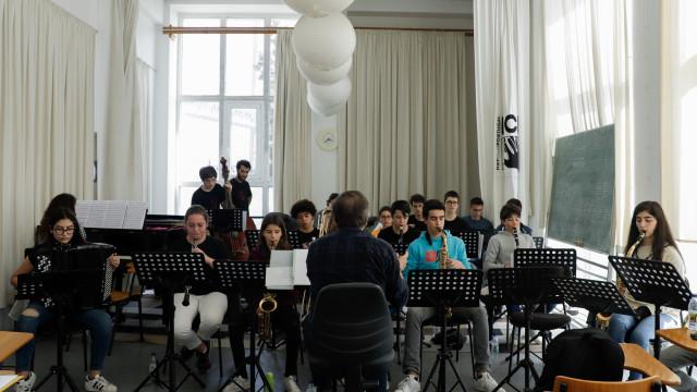 Três concertos da Big Band Júnior para dizer 'O jazz também é para ti'