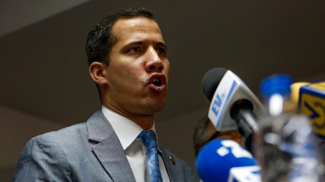 Novo presidente do parlamento não reconhece novo mandado de Maduro