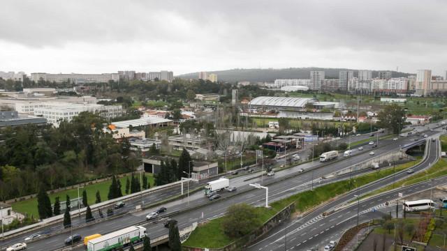 Todas as vias da 2.ª Circular reabertas ao trânsito depois de obras