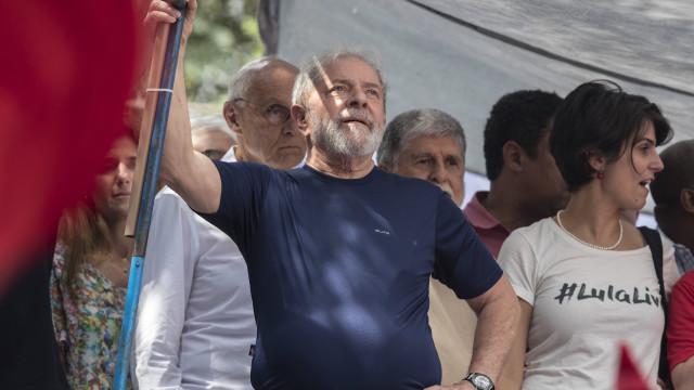 Supremo Tribunal Federal faz julgamento eletrónico que pode libertar Lula