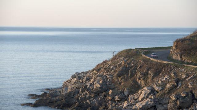 Ilha francesa da Córsega em alerta vermelho devido aos ventos fortes