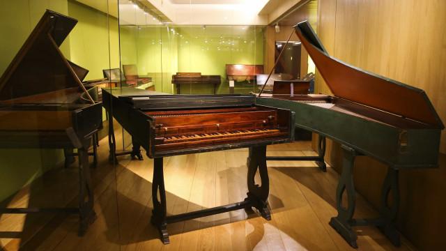 Museu da Música mostra Cravo Taskin, um Tesouro Nacional restaurado
