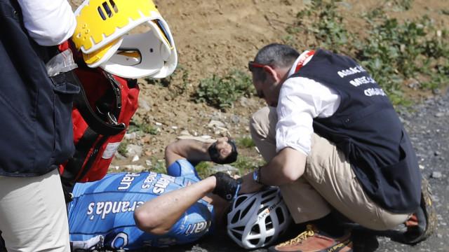 Ciclista belga morreu no hospital após queda no Paris-Roubaix