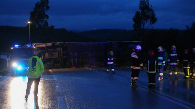 """Nisa: Despiste ocorreu com """"condições adversas"""" em zona perigosa"""