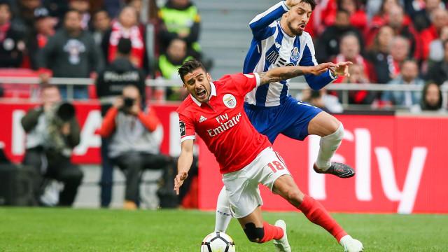 Benfica-FC Porto: Um reencontro de equipas moralizadas, mas com 'baixas'