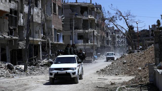 Diretor da OPAQ desconhece quando peritos vão poder entrar em Douma