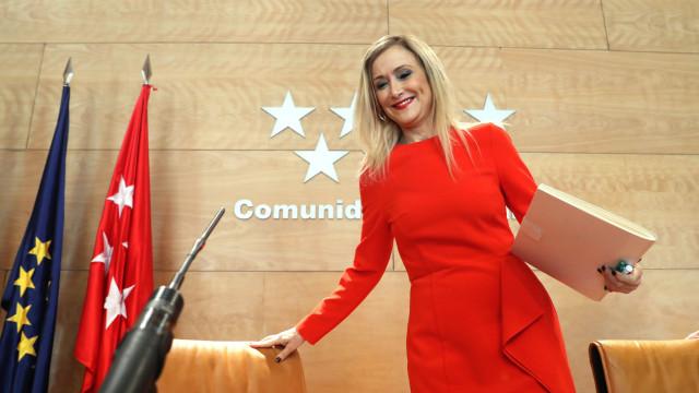 Presidente da Comunidade Autónoma de Madrid demite-se após escândalos