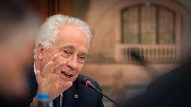 """Intervenção pública direta no Novo Banco é  """"absolutamente improvável"""""""