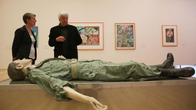 Arte 'Pós-Pop. Fora do lugar comum' em exposição na Fundação Gulbenkian