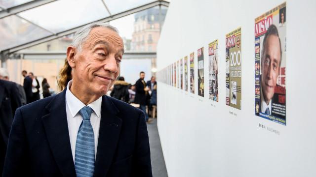 """Presidente da República alerta para """"paragem"""" do investimento no SNS"""