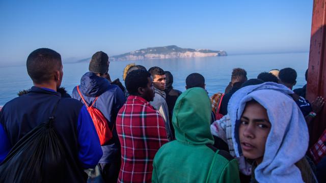 """Migrações: Combate tem que ser feito """"nos países de origem e de trânsito"""""""