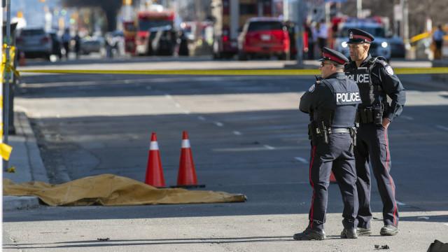 Lusodescendente entre os feridos no atropelamento mortal de Toronto