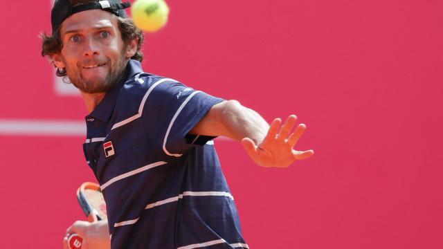 Pedro Sousa é o terceiro português eliminado no torneio de Blois