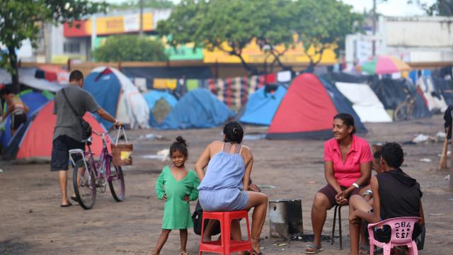 Imigrantes venezuelanos queixam-se de ameaças por parte de brasileiros