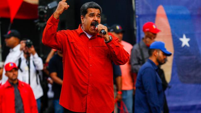 """Maduro chama responsáveis do FMI de """"assassinos do mundo"""""""
