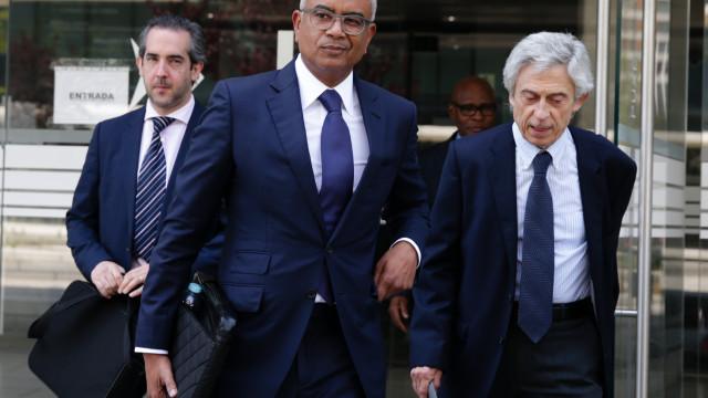 Operação Fizz: Decisão do tribunal marcada para 8 de outubro