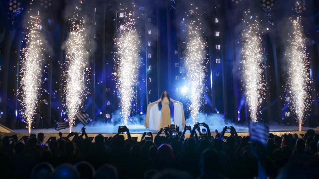 Segunda semifinal da Eurovisão é hoje com 18 países em competição