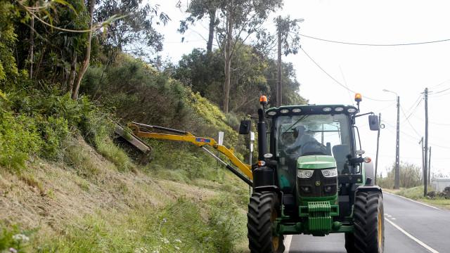Viseu manda limpar IP5 e remete fatura à Infraestruturas de Portugal